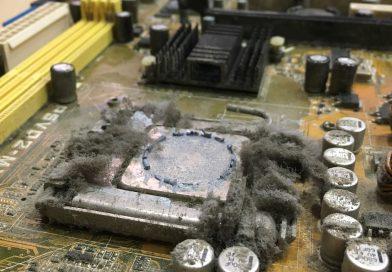 Bilgisayar Kasa Temizliği
