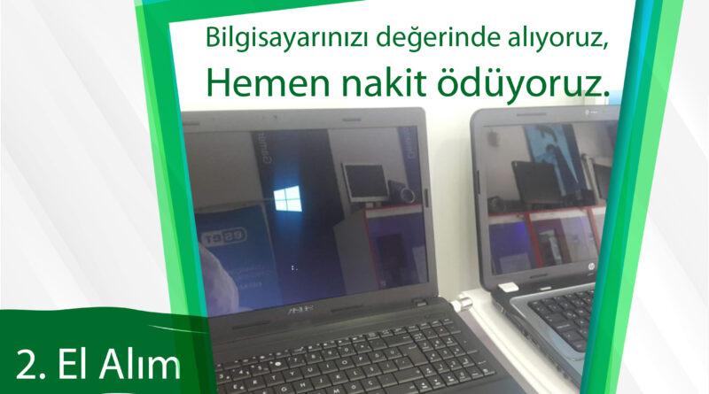 Laptop alan yerler mi arıyorsunuz?